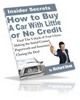 Thumbnail How To Buy A Car With Little Or No Credit