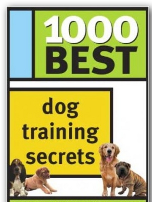 Product picture 1000 Best Dog Training Secrets.pdf