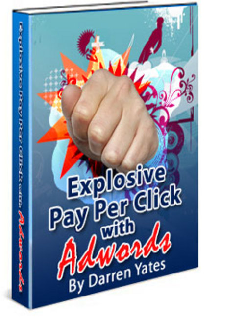 Thumbnail Explosive Pay-Per-Click With Adwords