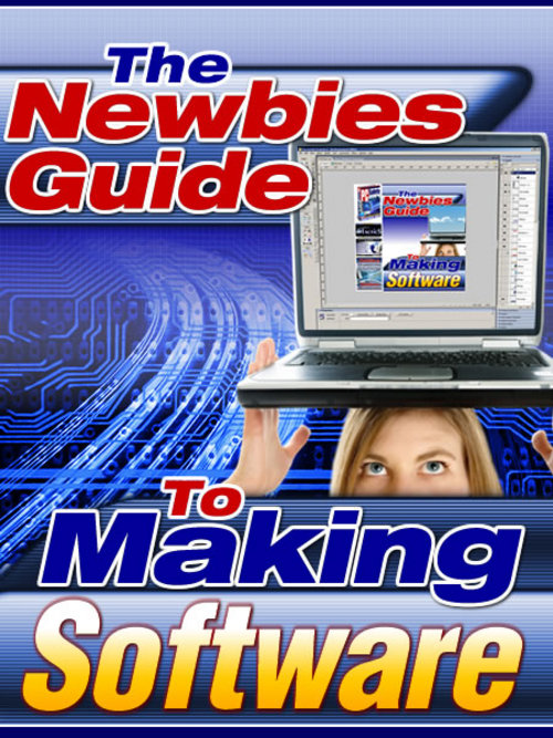 Product picture The Newbies Guide to Making Software
