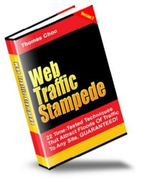 Product picture Web Traffic Stampede